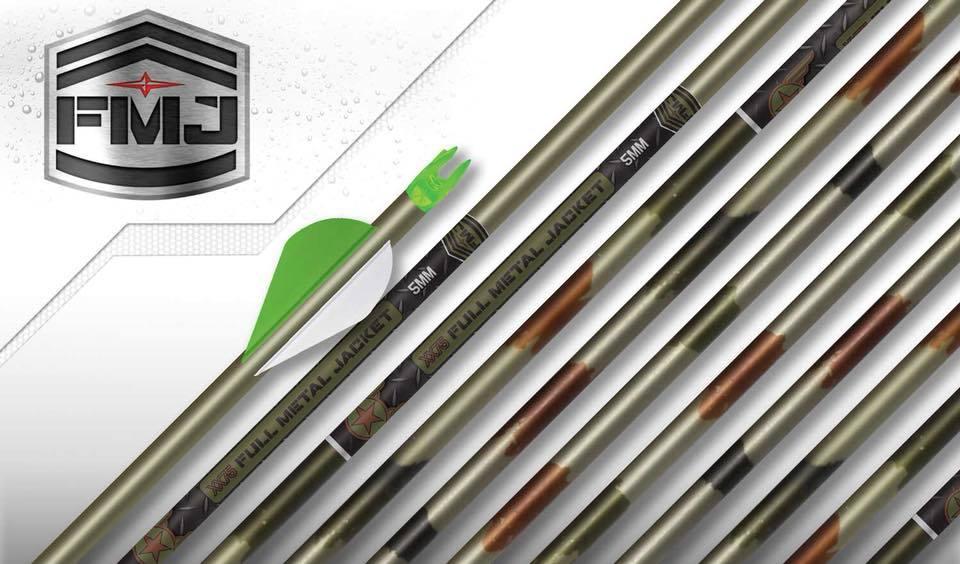 Easton 5MM FMJ Arrows