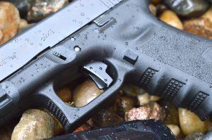 An Apex trigger mount