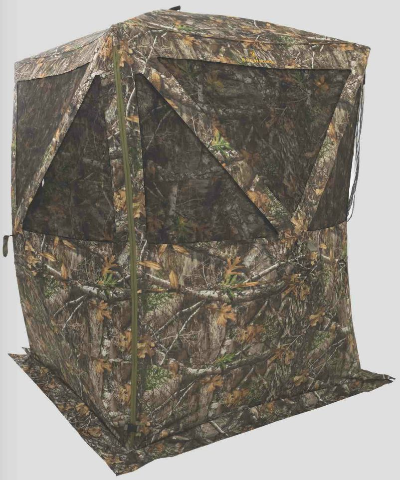new ground blinds