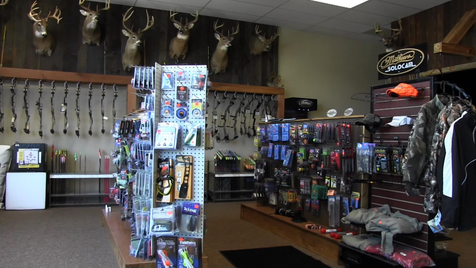 archery products