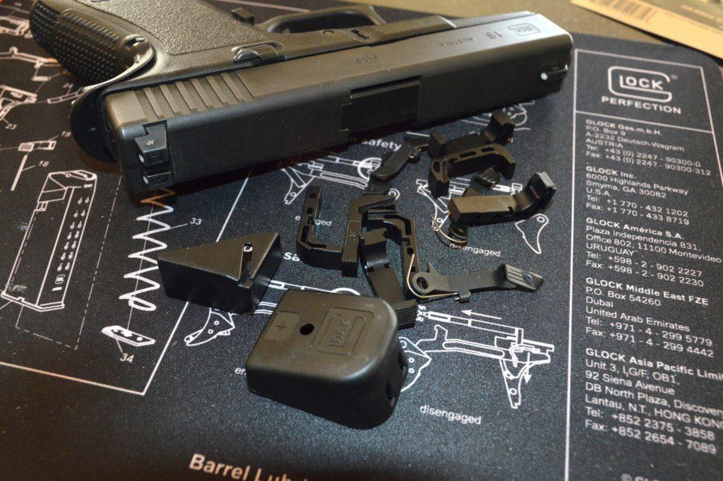Glock factory upgrades