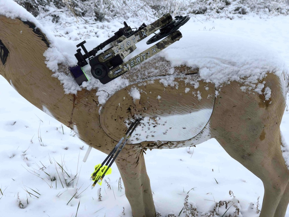 New Bow Review: 2019 Mathews VERTIX | Archery Business