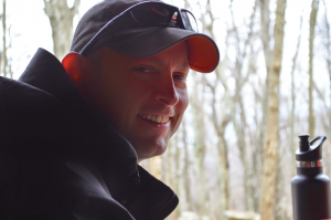 Ian Duffy, the director of Commercial Services for Polito Inc., is an old hand at securing websites. He is also an experienced outdoorsman