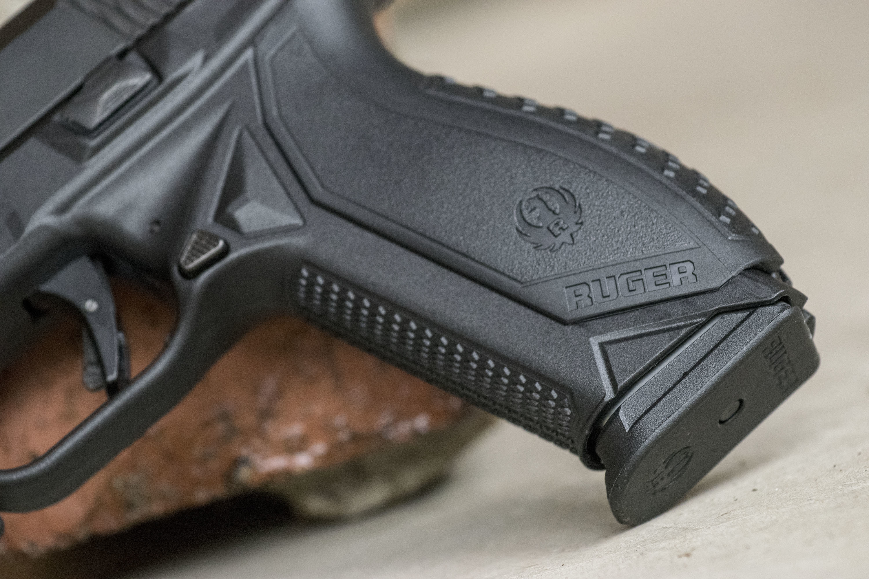BREAKING: First Look At The Ruger American Pistol | Tactical