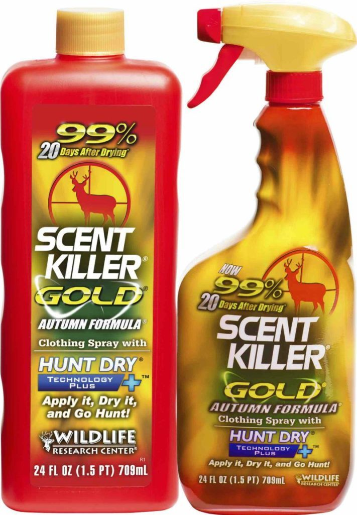 Scent Killer Gold