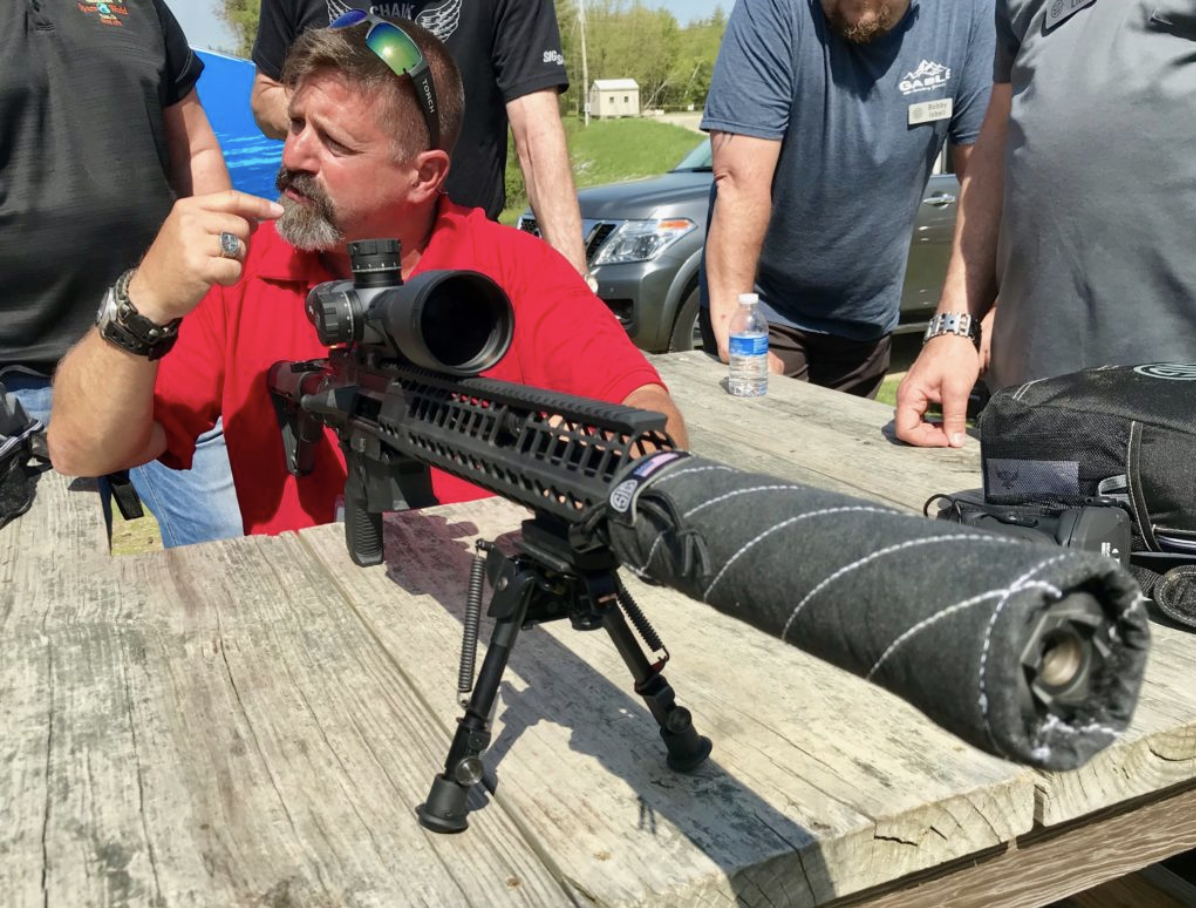 SIG SAUER Chalk Range Sessions Give Dealers an… | Tactical