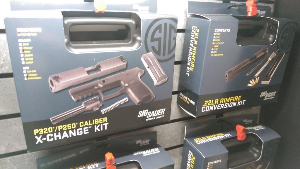 Sig X-Change Kit