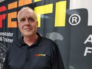 Terry Bender, founder and CEO of HiperFire