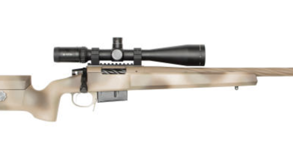 New McMillan Fore End Profile Enhances Multiple… | Hunting