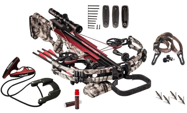CAMX A4 Crossbows