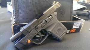 Smith&Wesson M&P Bodyguard semi-auto