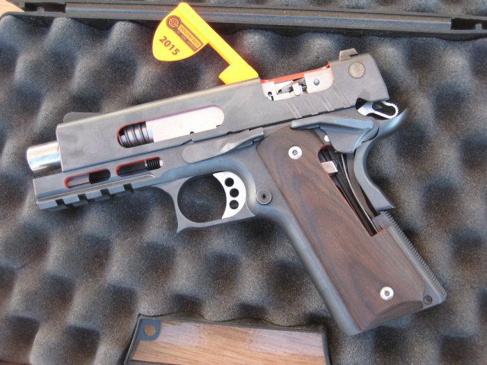 Korth M1911